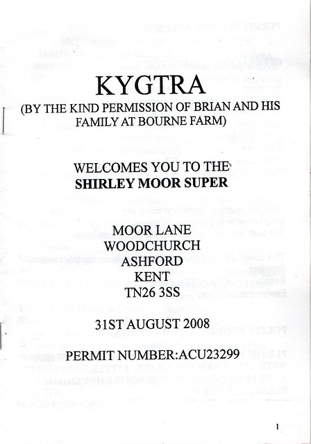 Kent Youth 31-08-08