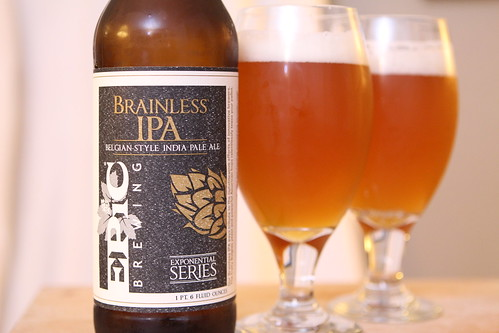 Epic Brewing Brainless IPA Release #2
