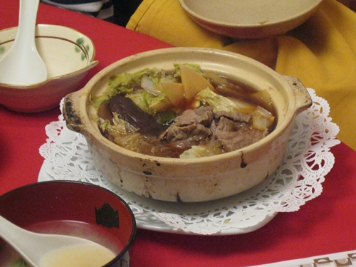 chantedor's Sukiyaki