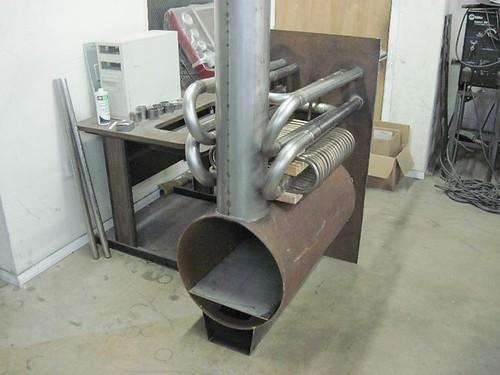 homemade boilers boilers car interior design