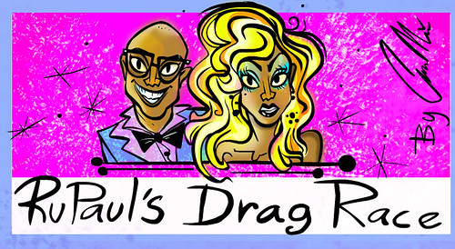 rupaul comic
