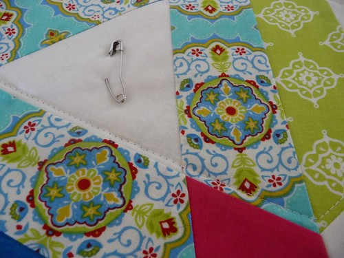 Quilting Hopscotch