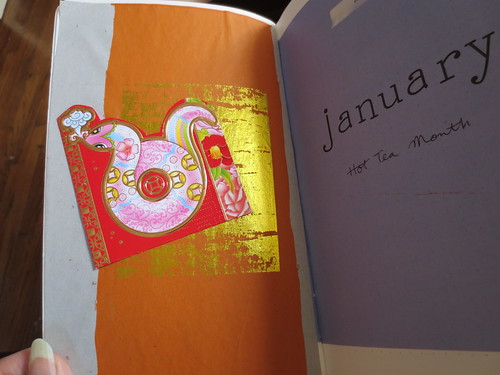 January collage by Candied Sumire