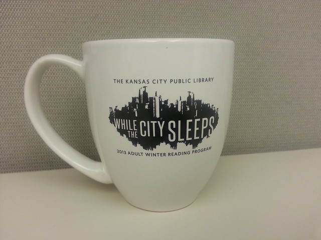 While the City Sleeps Mug