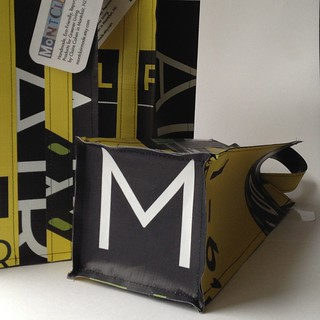 Montclair Film Festival Banner Bag