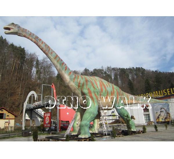 Animatronic Dinosaur Turiasaurus