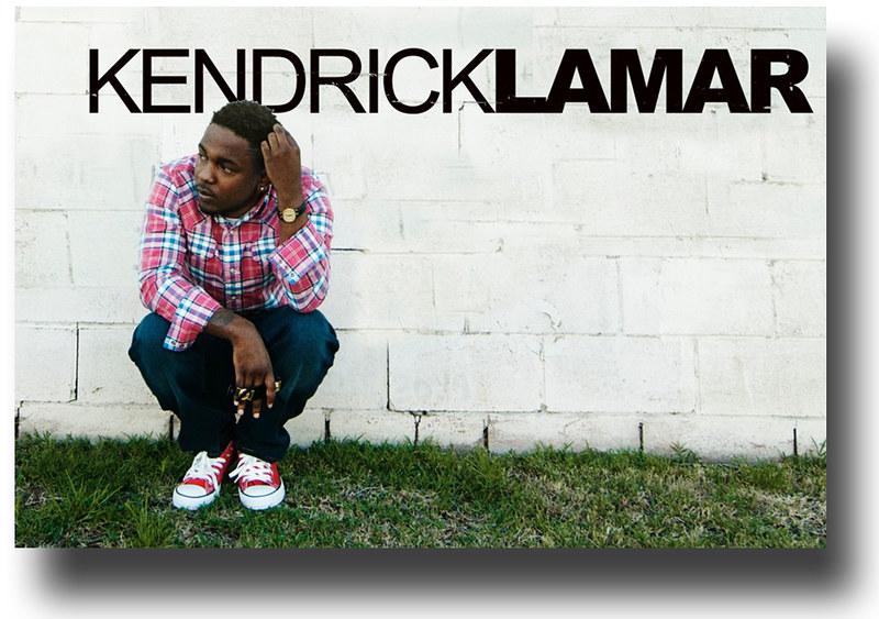 Kendrick Lamar Wall Poster
