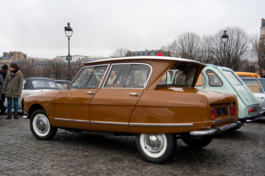 1961–69 Citroen AMI6
