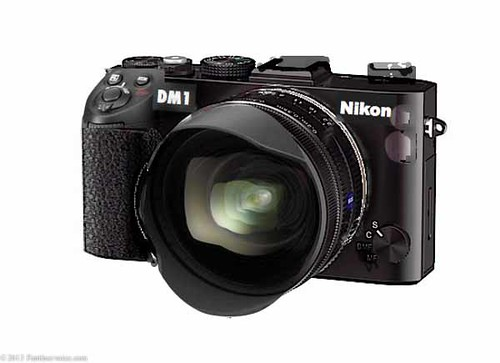 Nikon? DM1 FX Mirrorless 02.08.13