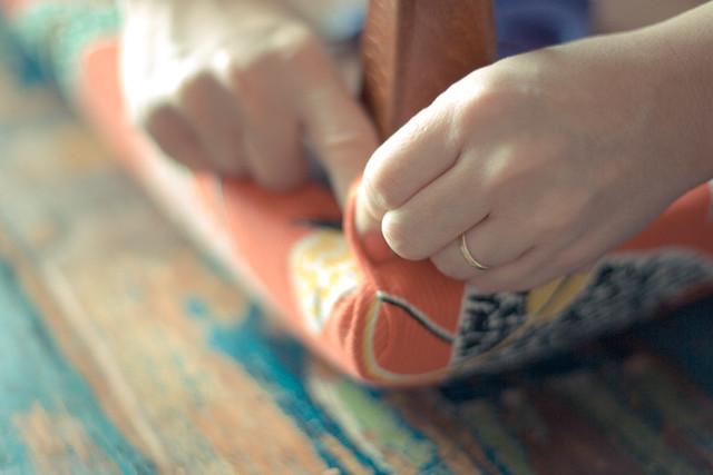 DIY tapisser un meuble