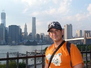Paseando por los Brooklyn Heights Promenade (Nueva York)