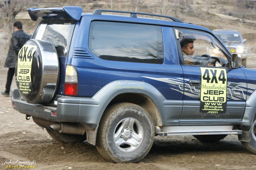 Muzaffarabad Jeep Club Neelum Snow Cross - 8468320203 6ecf80a9f7 b