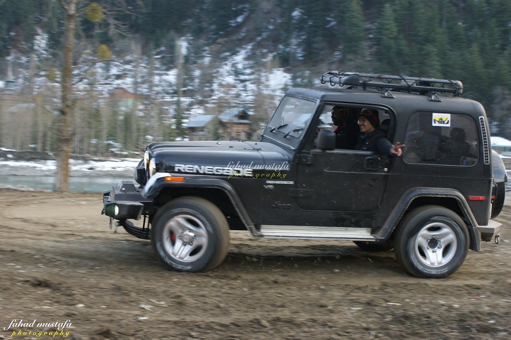 Muzaffarabad Jeep Club Neelum Snow Cross - 8469424208 f758fc0b14 b