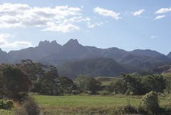 Pinnacles from Hikuai