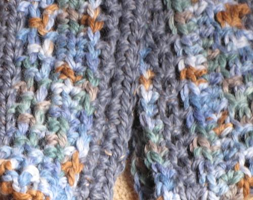 Crochet Circular Scarf