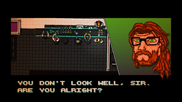 Hotline Miami on PS3 and PS Vita