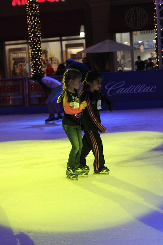 skating the night away