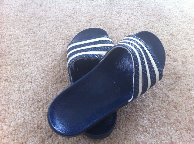 Addidas Swim Slides