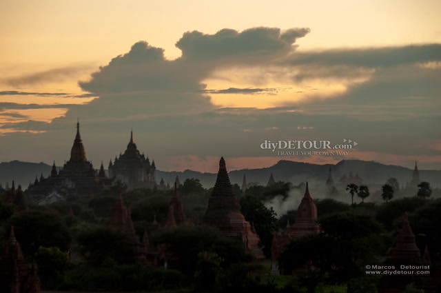 8482974677 e689870b0b z Bagan Temples, Pagodas, and Tourist Spots