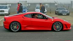 automobile(1.0), wheel(1.0), vehicle(1.0), performance car(1.0), automotive design(1.0), ferrari f430 challenge(1.0), ferrari f430(1.0), ferrari 360(1.0), land vehicle(1.0), luxury vehicle(1.0), supercar(1.0), sports car(1.0),