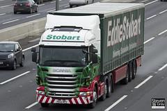 Scania R440 6x2 Tractor - PK62 MPV - Kerrie Kay - Eddie Stobart - M1 J10 Luton - Steven Gray - IMG_1797