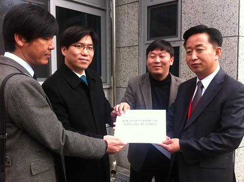 20130218_기자회견_인수위 주거복지 실현 정책제안
