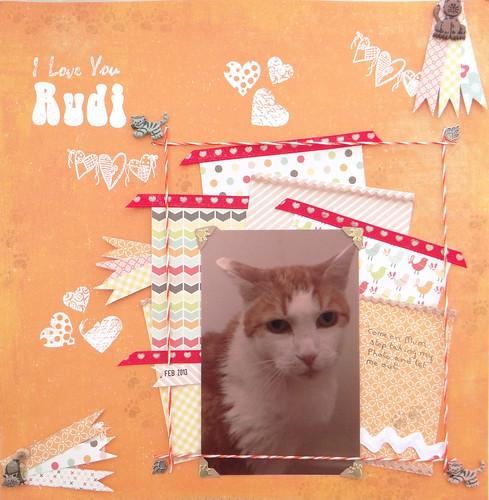 I love you Rudi