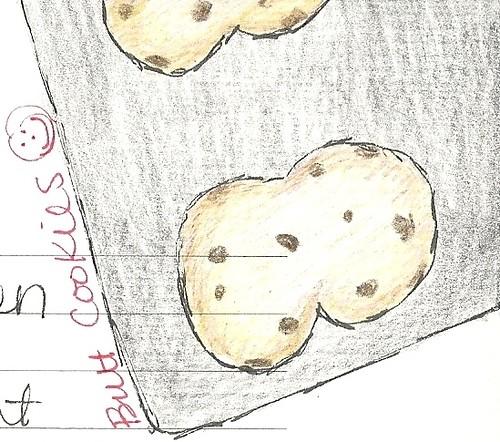 Butt cookies