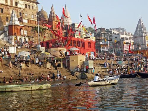 Foto de Benarés (Varanasi, India)