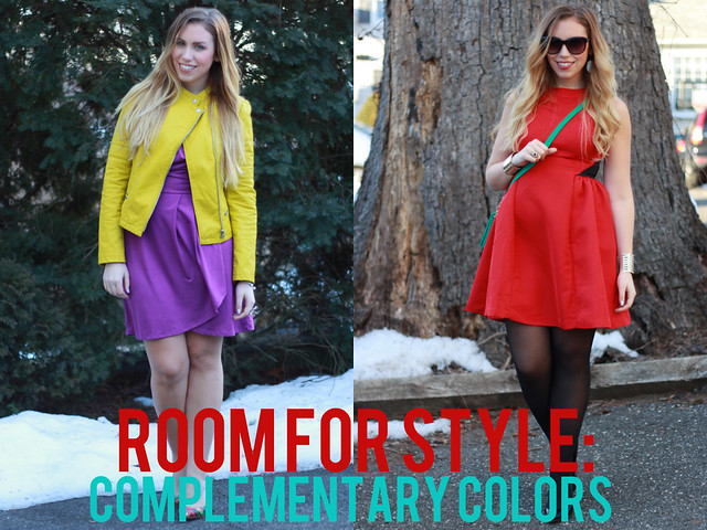 Room for Style: Style with Complementary Colors