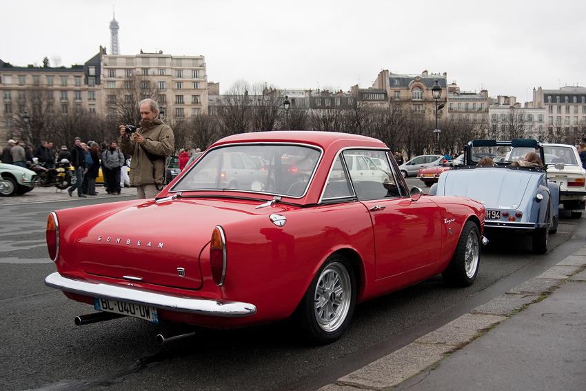 1964–67 Sunbeam Tiger 2