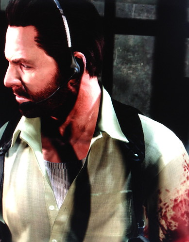 Max Payne 3 - side profile