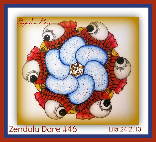 Zendala Dare # 46a by Poppie_60