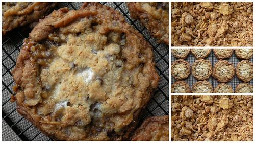 Mrs. Fields Secrets Cornflake Crunch Cookies