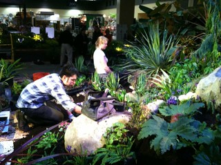 NWFGS 2013 Terry and Jade install