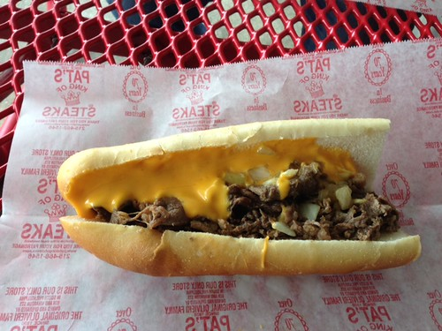 Cheesesteak competitor #2 by gmwnet