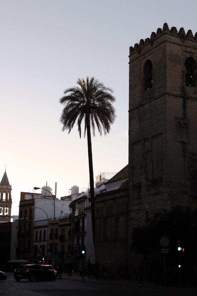 Wandering Around Seville