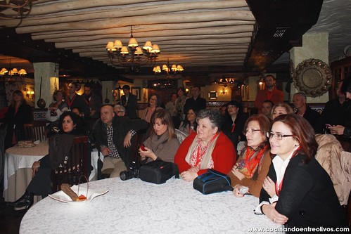 Cena Ruta del Veleta. Bloggers Gastrotur 13 www.cocinandoentreolivos (2)