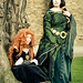 Paine as Merida & Peyton as Queen Elinor Brave Cosplay @ Anima Festival-0556
