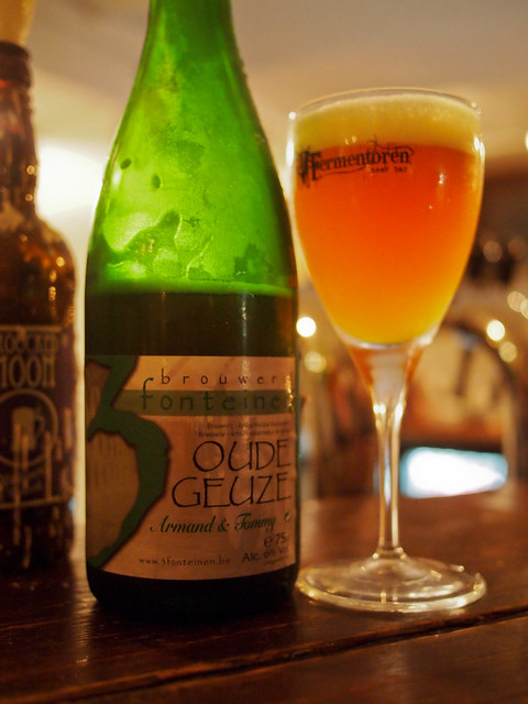 3 Fonteinen Oude Geuze (Armand & Tommy)