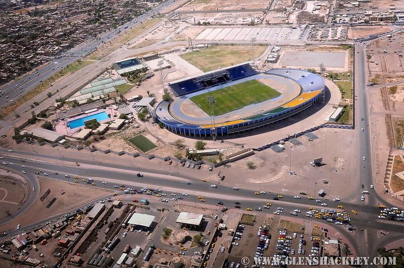 Al-Shaab Soccer Stadium
