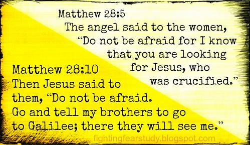 Matthew 28 5 10