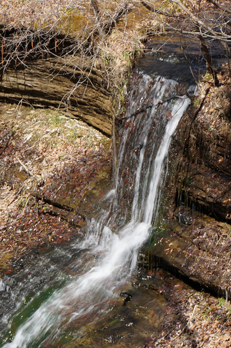 Natchez Trace - Fall Hollow Waterfall