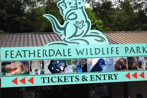 zoo australia featherdalewildlifepark 2000views