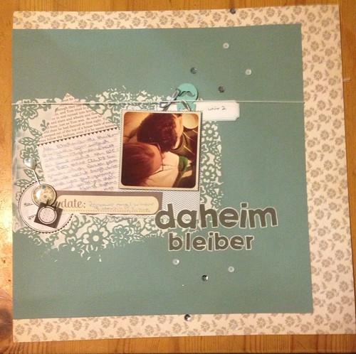 Daheim bleiber by Tanni1505