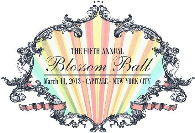 Blossom Ball 2013