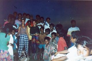 Kanyakumari crowds