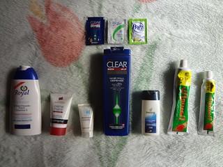Que produtos de higiene levar na mala de viagem