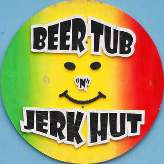 Beer Tub Jerk Hut