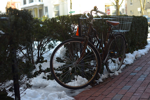 Raleigh 3-Speed, Cambridge MA